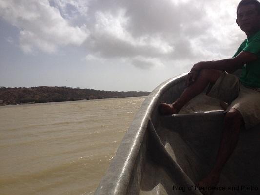 Going to Punta Gallina