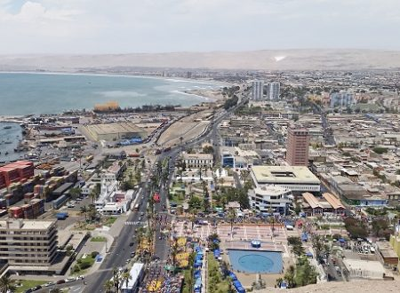 Arica – Nord Cile