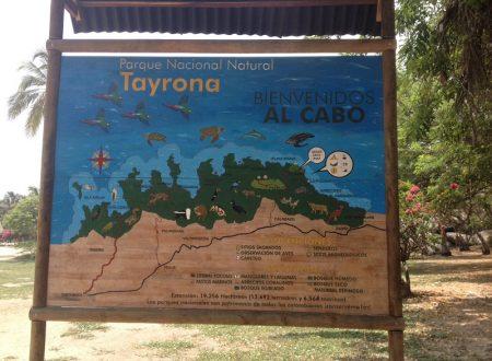 Punta Gallina, Parque Tayrona y Taganga